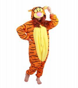 pyjama combinaison tigrou