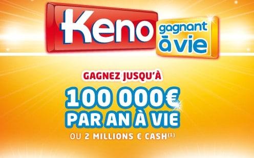 gagner au keno