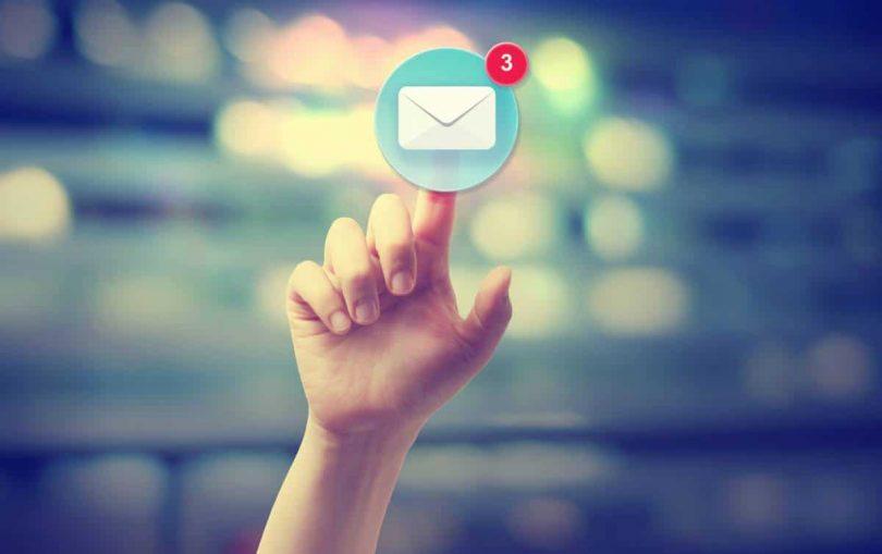 lancer emailing impactant