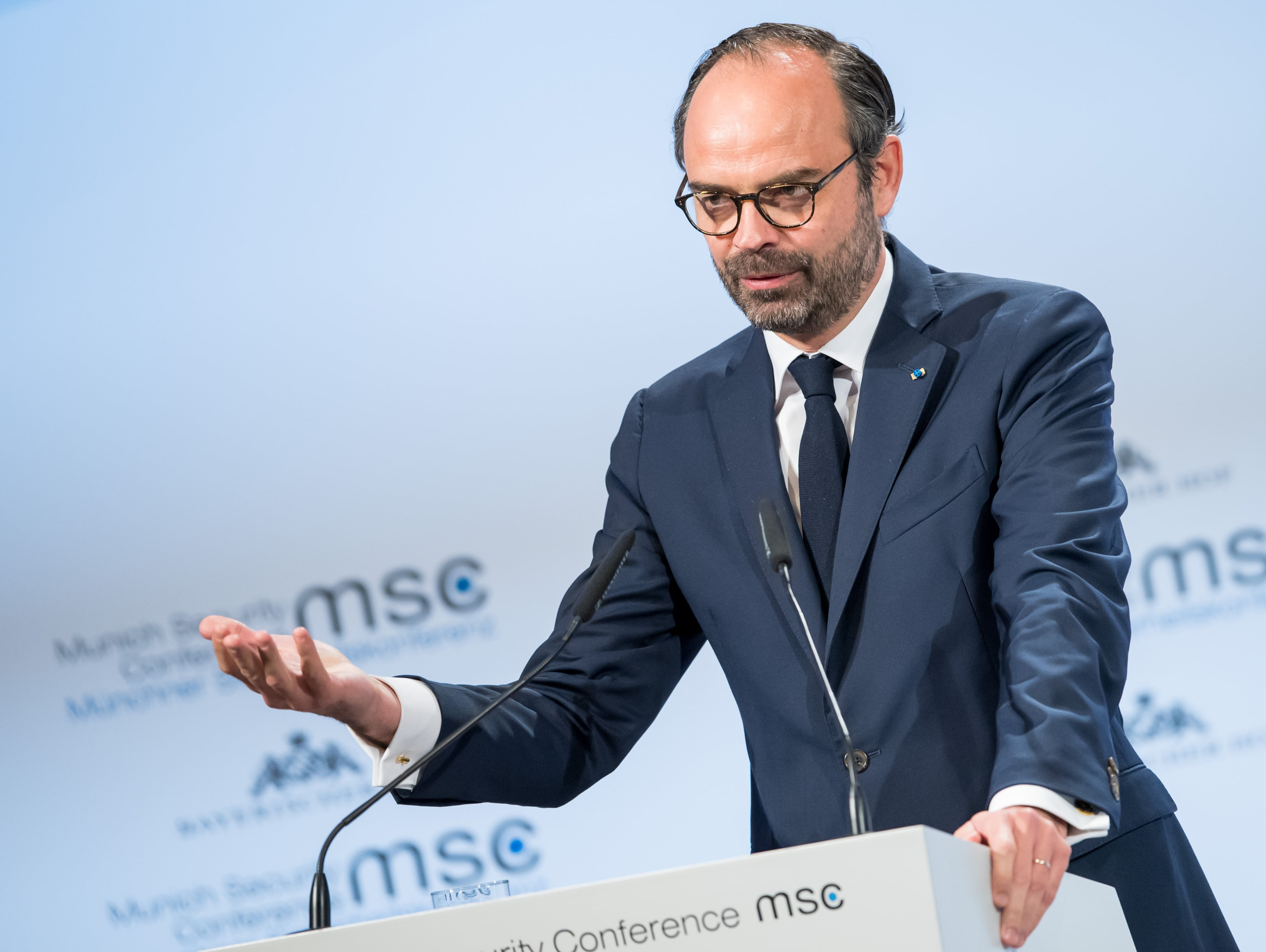 edouard philippe annonce smic