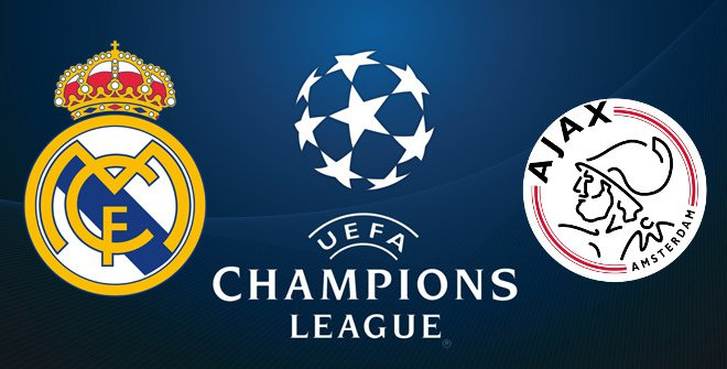 real madrid ajax amsterdam