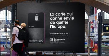 La nouvelle carte Visa Ultim de Boursorama - Image