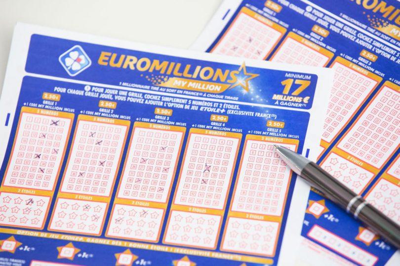 Quels sont les gains de L'Euromillions ?