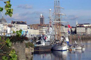 Nantes : «la cité des Ducs»