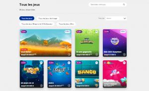 Les jeux en ligne proposés par la Française des jeux ont du succès