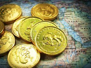 Le placement sur l'or physique