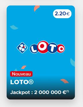 Un code Loto de 20000 euros plus accessible