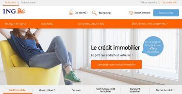 Offre PRÊTSvilégiés d'ING Investissement locatif et rachat de crédit immobilier