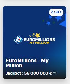 Est- ce le bon moment pour jouer à Euromillions My Million