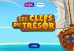 Les Clefs Du Trésor - Jeu Illiko FDJ