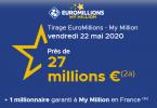 Avantages de jouer à EuroMillions en ligne sur FDJ.fr