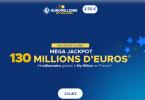 La FDJ lance un Méga Jackpot pour le tirage Euromillions du 3 juillet 2020 (130 millions €)
