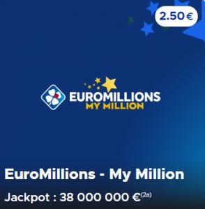 Quels sont les gains de l'Euromillions du Mardi 23 juin 2020 ?