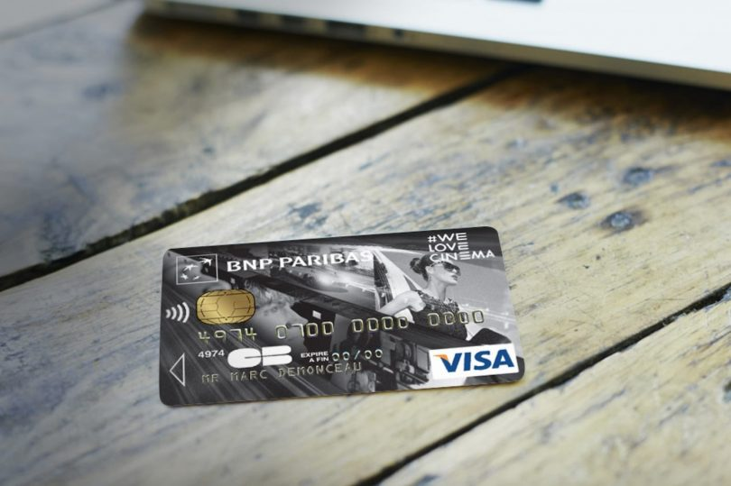 BNB Paribas lancera une carte bancaire par empreinte digitale