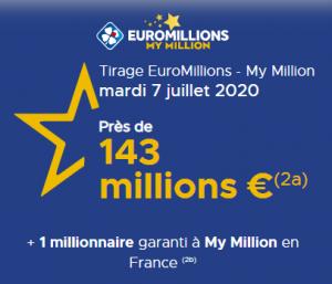 Comment participer pour tenter de gagner le Méga Jackpot Euromillions