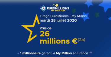 Comment gagner l'EuroMillions du mardi 28 juillet 2020 (Quelques astuces)