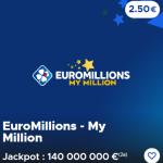 Euromillions My Million
