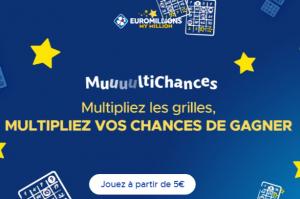 Packs Multi-chances Euromillions