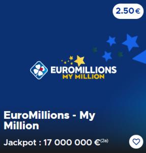 Euromillions du mardi 29 Septembre 2020 : les principes du jeu