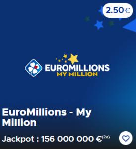 Principe Euromillions