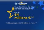 Actualités marquantes sur l'Euromillions en 2020 + info sur le tirage Euromillions du Mardi 20 Octobre 2020