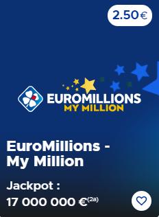 Où consulter les résultats de tirage Euromillions & My Million