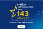 Euromillions, informations sur le tirage de ce Mardi 24 Novembre 2020