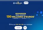 Mega Jackpot Euromilions vendredi 20 novembre 2020