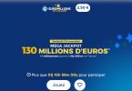 Méga Jackpot Euromillions de plus de 130 millions d'€ pour ce Vendredi 20 Novembre 2020