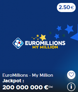 Euromillions 11 12 2020