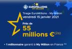 Euromillions : tirage du vendredi 15 janvier 2021