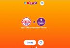 Présentation tirage Keno Gagnant À Vie (FDJ) du lundi 18 janvier 2021