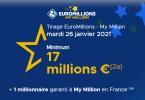 euromillions mardi 26 janvier 2021