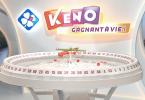 Keno Gagnant à vie jeudi 04 février 2021