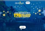 EuroMillions : tirage du 05 octobre 2021 (cagnotte de 178 000 000 €)